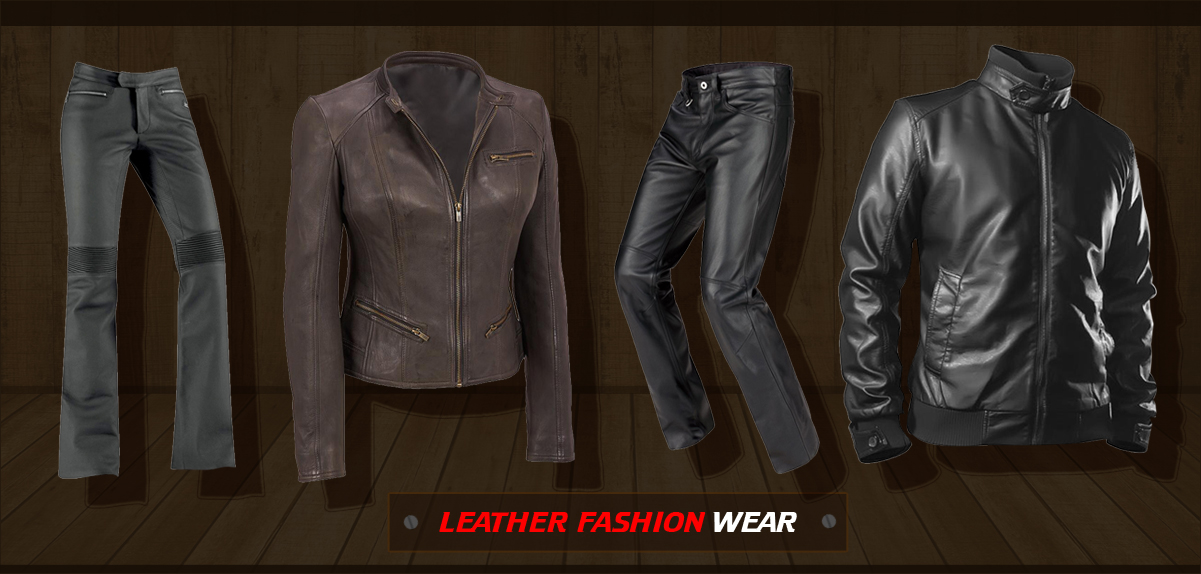 Leather Fashion Wears